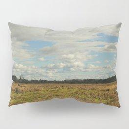 Field of Beauty Pillow Sham