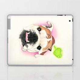 English Bulldog - F.I.P. - @LucyFarted Laptop & iPad Skin