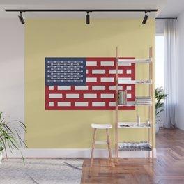 USA WALL Wall Mural
