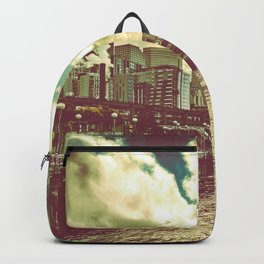 Seattle Pike Place Market Pier 57 Backpack