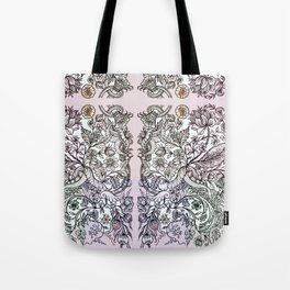 'a sort of emotional anemia.' Tote Bag