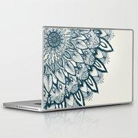 mandala Laptop & iPad Skins featuring Mandala by rskinner1122