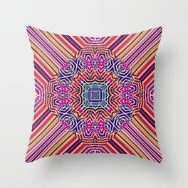 Carnival [3/3] Throw Pillow