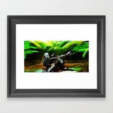 Body Armor Framed Art Print