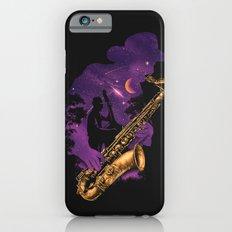 Jazz Moment at night iPhone 6s Slim Case