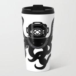 Octo Dive Metal Travel Mug