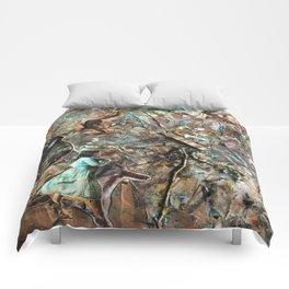 Mystique Comforters