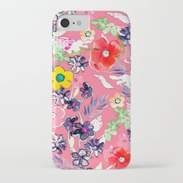 HAPPY TIME, I am a beauty  iPhone Case