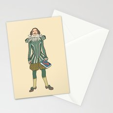 Outfit of Shakespeare Stationery Cards