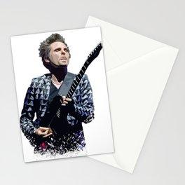 Matthew Bellamy 003 Stationery Cards