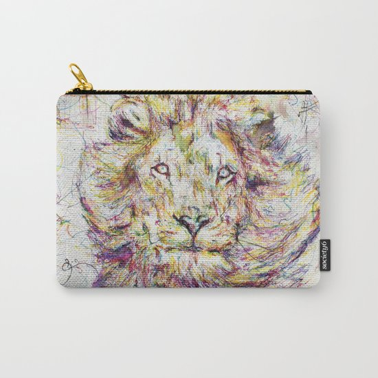 Lion // Tarmuk Carry-All Pouch