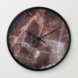 Marbled Stone 4874 Wall Clock