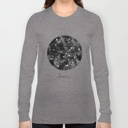 Taurus Constellation Long Sleeve T-shirt