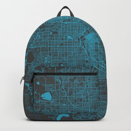 Denver map Backpack
