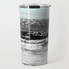Cascading Waves Travel Mug