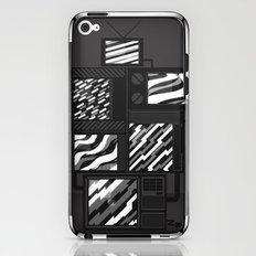 SSSTATIC Redux iPhone & iPod Skin