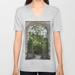 window to nature Unisex V-Neck
