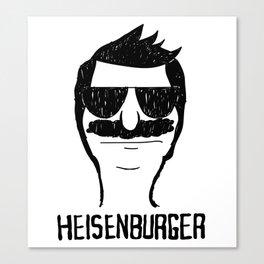 Breaking Bob - Heisenburger Canvas Print