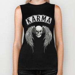Karma Biker Tank