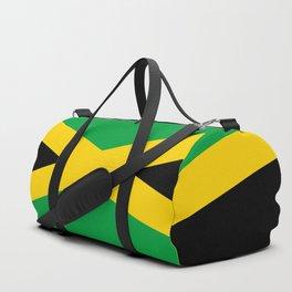 Flag of Jamaica - Jamaican flag Duffle Bag