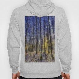 The Forest Van Gogh Hoody