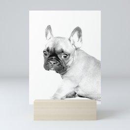 French Bulldog Puppy Mini Art Print