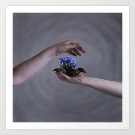 Self Compassion Art Print