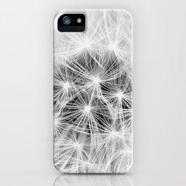 DANDELION DREAMS iPhone Case
