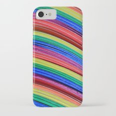 Rainbow Colors Slim Case iPhone 7