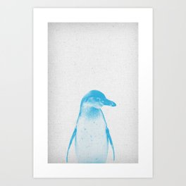 Penguin 01 Art Print