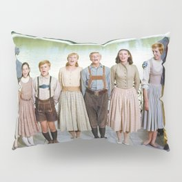Pennywise in The Sound of Music Pillow Sham
