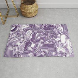 Lilac Crystal Rug