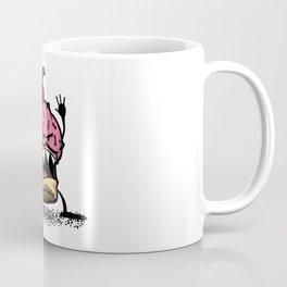 Cupcake Monster Coffee Mug