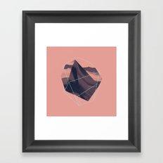 fragment II Framed Art Print