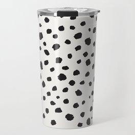 Spots Animal Print Travel Mug