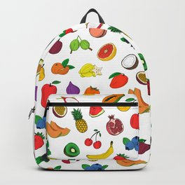 Fruit Are Awesome Backpack