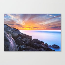 Explore the World You Live In Canvas Print