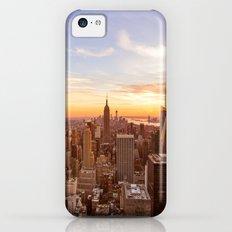 New York City Sunset - Midtown Slim Case iPhone 5c