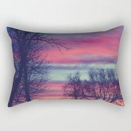 If I Told You Rectangular Pillow