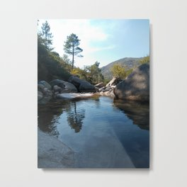 Portugal series. Peneda-Gerês National Park Metal Print