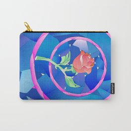 enchanted rose Carry-All Pouch