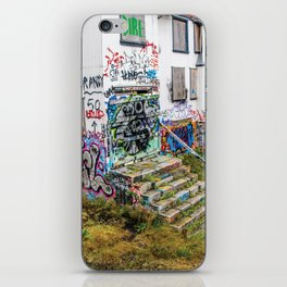 Trap House iPhone Skin