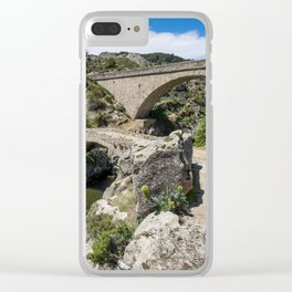 Viaducts Clear iPhone Case