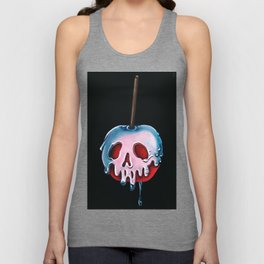 "Disney's Snow White Inspired ""Poisoned Candied Apple"" Unisex Tank Top"