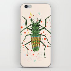 Insect V iPhone & iPod Skin
