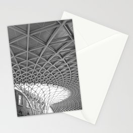 King's Cross Station Stationery Cards