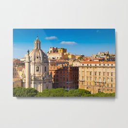 ROME 02 Metal Print