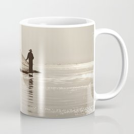 Inle Lake Myanmar Coffee Mug