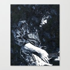 Guitar Legend 1 Canvas Print