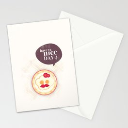 Have a nice day :) Stationery Cards